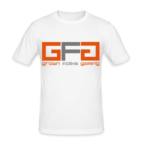 Grown Folks Gaming Official Tshirt - Men's Slim Fit T-Shirt