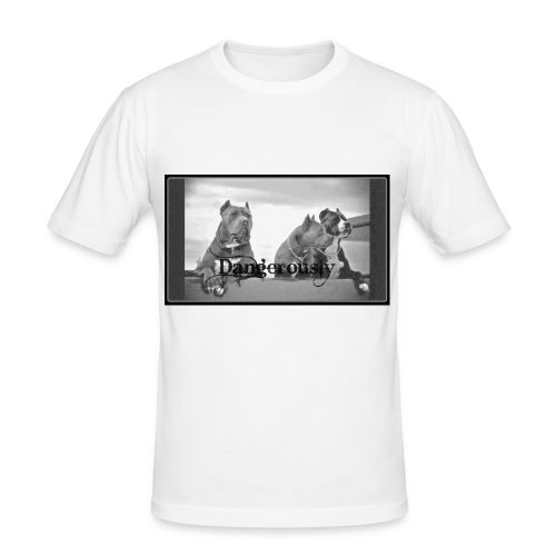 xPitbullx - Männer Slim Fit T-Shirt
