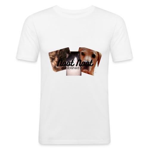 Animal Merch - Men's Slim Fit T-Shirt