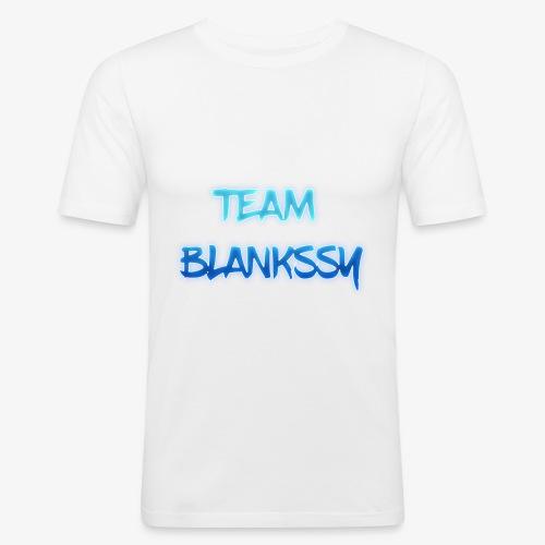 TEAM BLANKSSY - Men's Slim Fit T-Shirt
