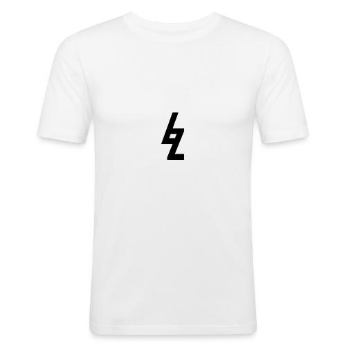 Logo LucaZ - T-shirt près du corps Homme