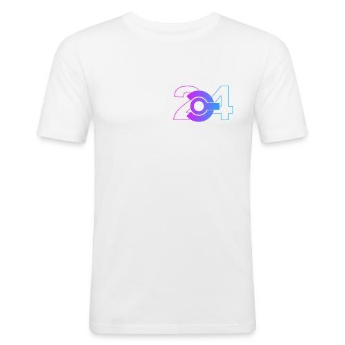 ColoredMänner24 - Männer Slim Fit T-Shirt