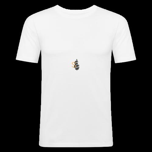 DubbleS logo - slim fit T-shirt