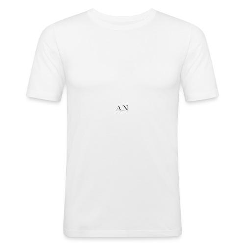 A.N - Slim Fit T-shirt herr