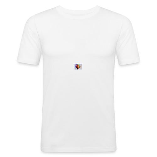 images-1--jpg - Maglietta aderente da uomo