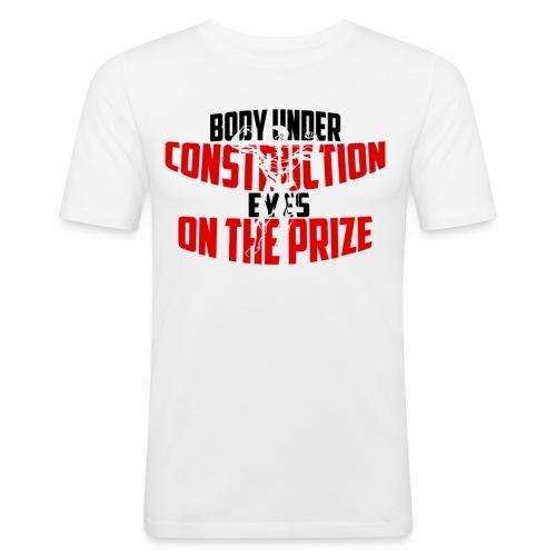 Body Under Construction, Eyes On The Prize - Slim Fit T-shirt herr