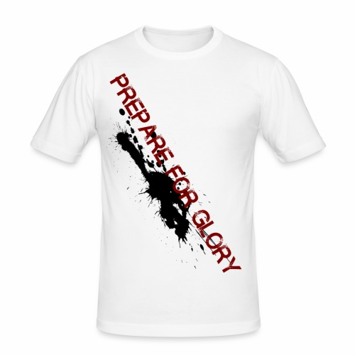 Prepare for Glory - Slim Fit T-shirt herr