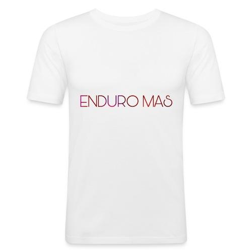 Enduro MAS - T-shirt près du corps Homme