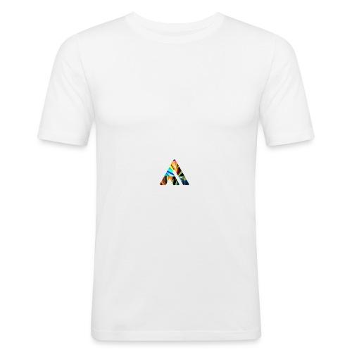 A - Herre Slim Fit T-Shirt