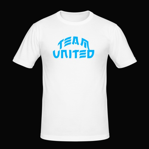 Team United - Männer Slim Fit T-Shirt