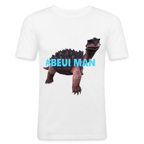 #Beuiman - Männer Slim Fit T-Shirt