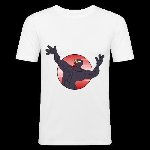 Muskeli Raineri 2 - Miesten tyköistuva t-paita