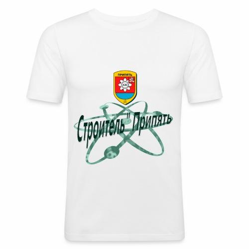 FC STROITEL PRIPYAT - slim fit T-shirt