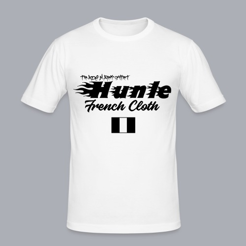 hunle Flame - T-shirt près du corps Homme