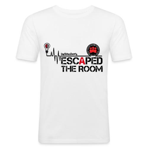 Escaped the room 2 - Männer Slim Fit T-Shirt