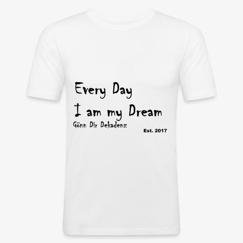 I am my Dream - Männer Slim Fit T-Shirt