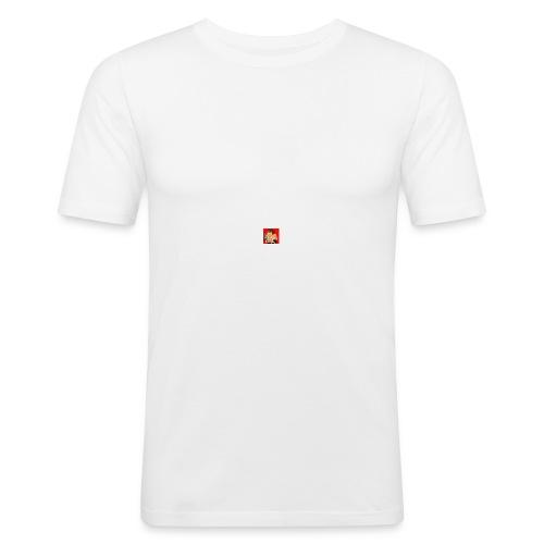 NeverPuCry - Männer Slim Fit T-Shirt