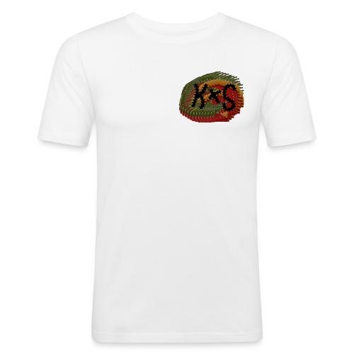 KxS - Slim Fit T-skjorte for menn