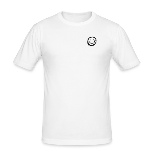 Happy - Camiseta ajustada hombre