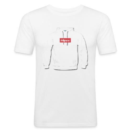 Soppas hoodie - Men's Slim Fit T-Shirt