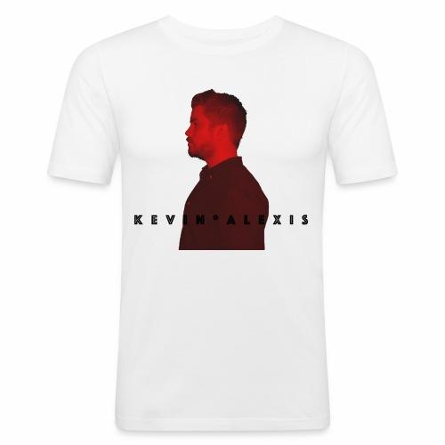 Kevin Alexis Merchandise - Männer Slim Fit T-Shirt