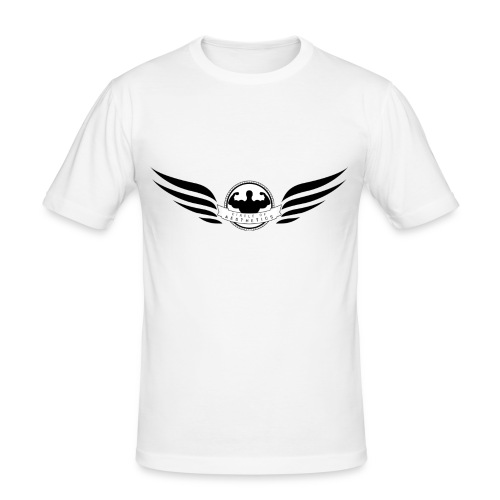 Circle of Aesthetics Wings. - Men's Slim Fit T-Shirt