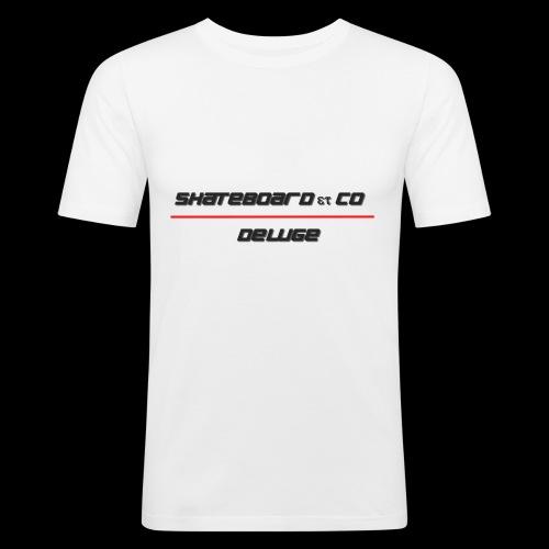 DELUGE - SKATEBOARD - T-shirt près du corps Homme