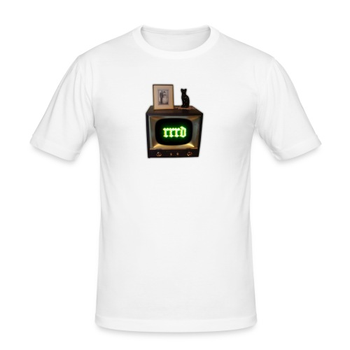 rrrd vintage - T-shirt près du corps Homme