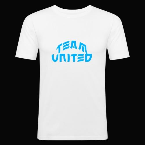 Team United - Männer Slim Fit T-Shirt