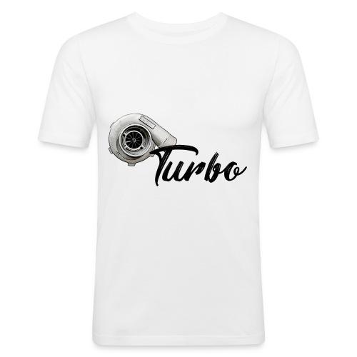 Turbo - Männer Slim Fit T-Shirt