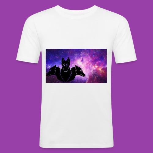 Cerberus Gang - Männer Slim Fit T-Shirt