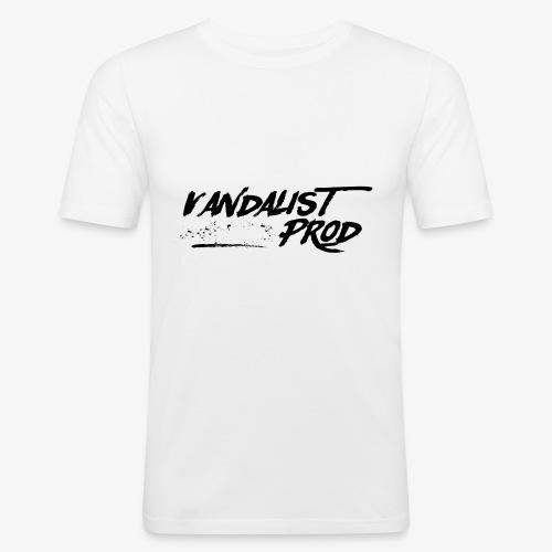 Vandalist Prod - T-shirt près du corps Homme