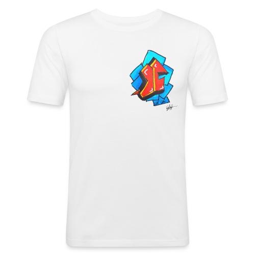 T1 - slim fit T-shirt