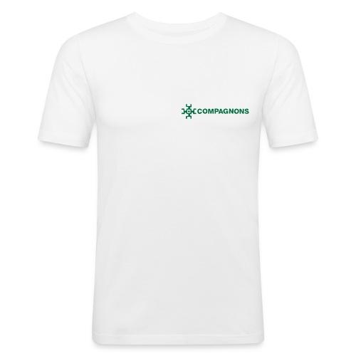 Branche Compagnons - T-shirt près du corps Homme