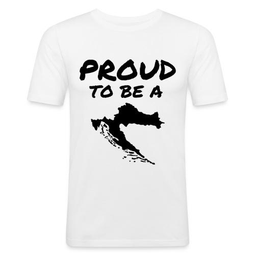 PTBAC - Männer Slim Fit T-Shirt