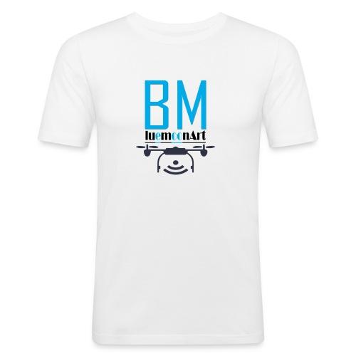 bluemoonart - Men's Slim Fit T-Shirt