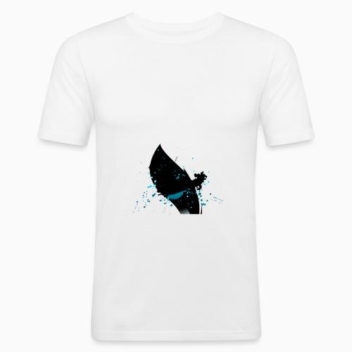 Splash Tail - Slim Fit T-skjorte for menn