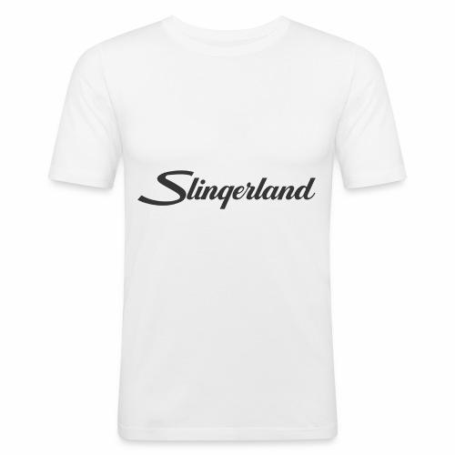 slingerland300dpi - slim fit T-shirt
