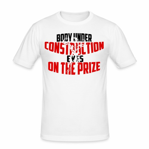 Body Under Construction, Eyes On The Prize - Slim Fit T-shirt herr