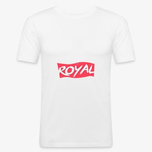 Royal Box - T-shirt près du corps Homme