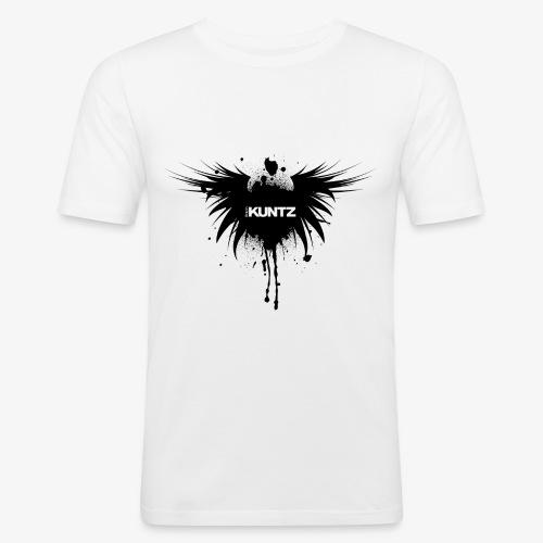 Ralph KUNTZ Wings - v2.0 - Men's Slim Fit T-Shirt
