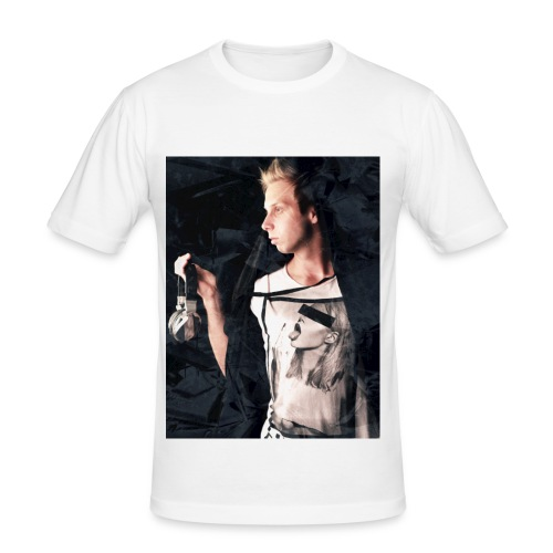 Neutrophic Profile - Slim Fit T-shirt herr