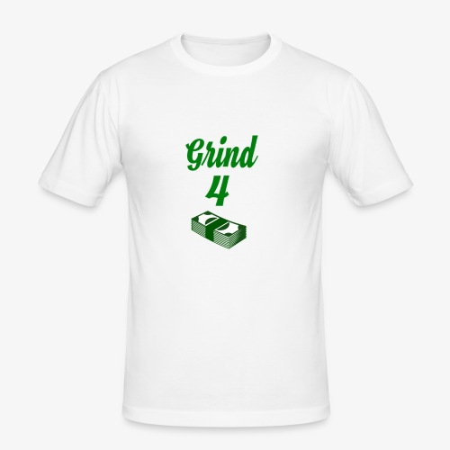 Grind4Money - Men's Slim Fit T-Shirt