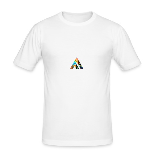 A - Herre Slim Fit T-Shirt