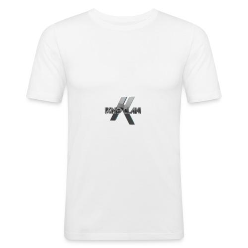 Kn9 Clan Cyberdesign - Männer Slim Fit T-Shirt