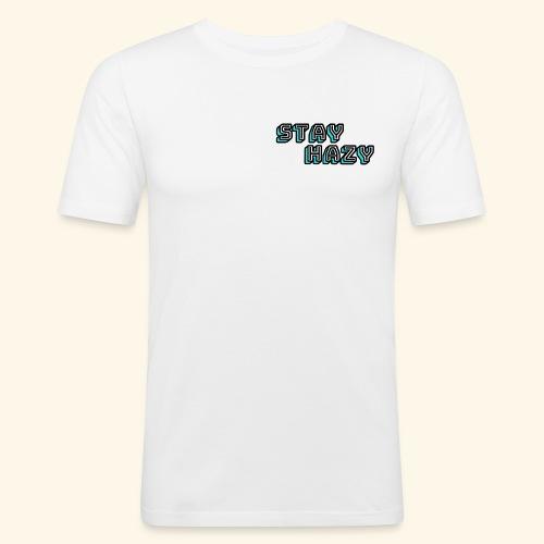 stay hazy official - Men's Slim Fit T-Shirt