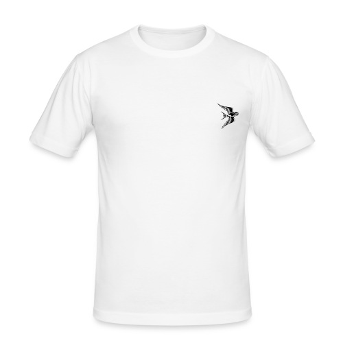 Fly Hussen - Herre Slim Fit T-Shirt