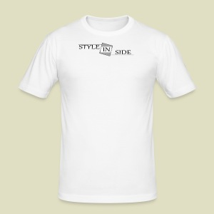 Style In Side - Männer Slim Fit T-Shirt
