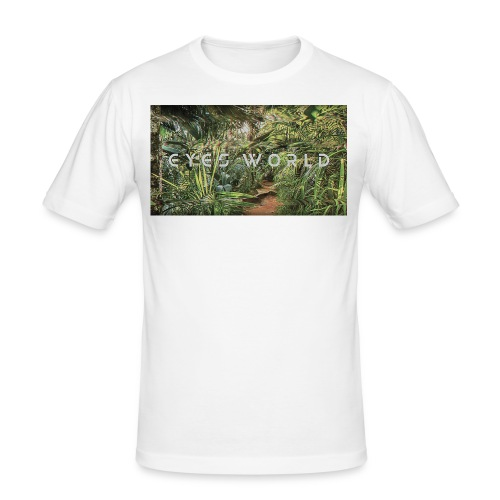 jungle - T-shirt près du corps Homme