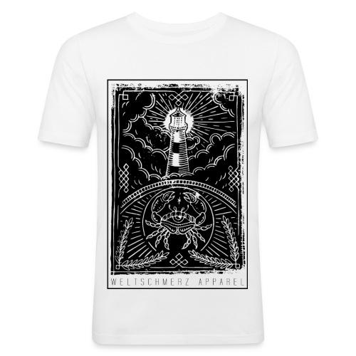 Küstenliebe - Männer Slim Fit T-Shirt